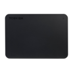 Toshiba Canvio Basics external hard drive 500 GB Black