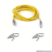 Belkin RJ45 CAT 5e UTP Crossover Cable - 10 metres