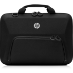 "HP Always On notebook case 35.6 cm (14"") Messenger case Black"