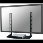Newstar AV shelf to use with flat screen mount Black - Approx 1-3 working day lead.
