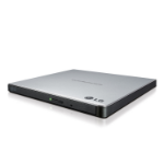 LG GP65NS60 DVD-ROM Silver optical disc drive