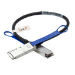 Mellanox Technologies MCP7F00-A002 cable infiniBanc 2 m QSFP28-4xSFP28 Hybrid Negro, Azul