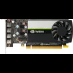 HP NVIDIA T600 4 GB GDDR6 LP Blower Fan 4mDP PCIe x16 Graphics