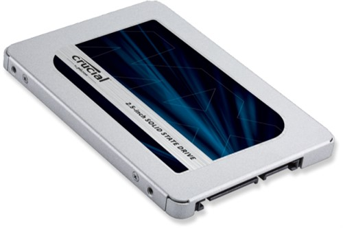 Crucial MX500 internal solid state drive 2000 GB Serial ATA III 2.5""
