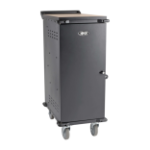 Tripp Lite CSC21AC portable device management cart/cabinet Freestanding Black