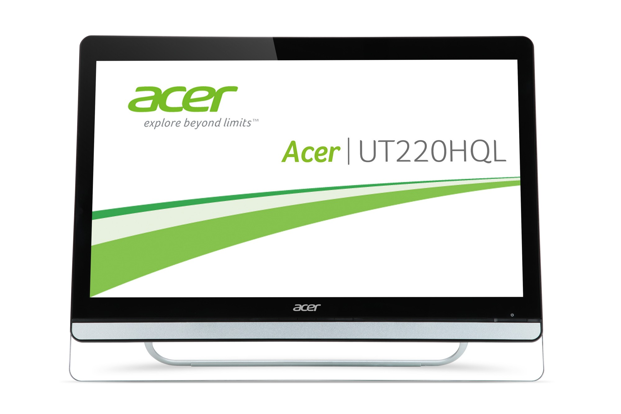 "Acer UT220HQL touch screen monitor 54.6 cm (21.5"") 1920 x 1080 pixels Black"