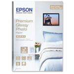 Epson Premium Glossy Photo Paper - A4 - 15 Sheets