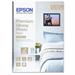 Epson Premium Glossy Photo Paper - A4 - 15 Sheets