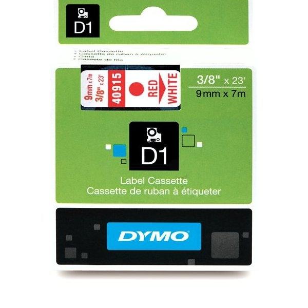Dymo 40915 (S0720700) DirectLabel-etikettes, 9mm x 7m