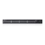 DELL N1548 Managed L3 Gigabit Ethernet (10/100/1000) 1U Black