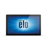 "Elo Touch Solution 2094L 19.53"" 1920 x 1080pixels Multi-user Black touch screen monitor"