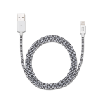 "Targus iStore mobile phone cable Black,White USB A Lightning 47.2"" (1.2 m)"