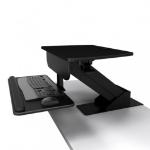 Atdec A-STSCB desktop sit-stand workplace