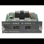 Hewlett Packard Enterprise 5500/4800 2-port GbE SFP Module network switch module Gigabit Ethernet