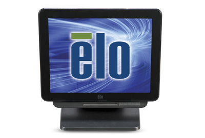 """Elo Touch Solution E413585 3.1GHz i3-4350T 15"""" 1024 x 768pixels Touchscreen All-in-one Black Point Of Sale terminal"""