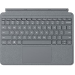 Microsoft Surface Go Signature Type Cover mobile device keyboard Platinum Nordic