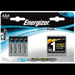 Energizer ER MAX PLUS AAA BATTERIES PK8