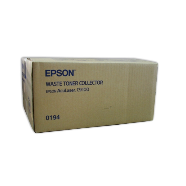 Epson C13S050194 (0194) Toner waste box, 24K pages @ 5% coverage