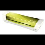 Leitz iLAM Home Office A4 Hot laminator 310mm/min Green,Metallic,White