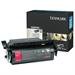 Lexmark 12A6765 Toner black, 30K pages