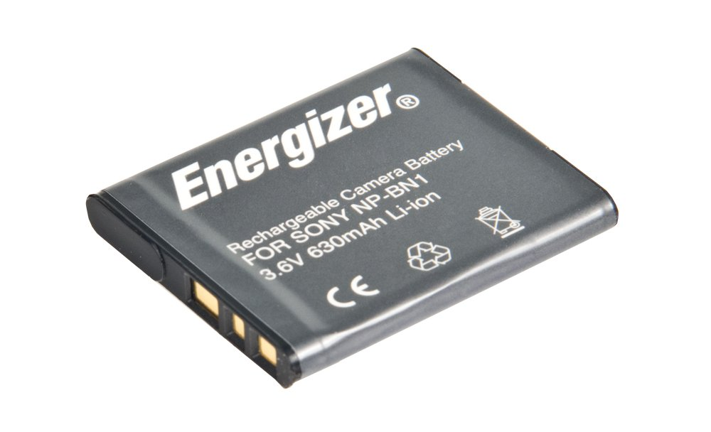 Energizer Replaces Sony NP-BN1