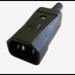 Cablenet IECPLUG275HQ C14 Black electrical power plug