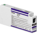 Epson Singlepack Violet T824D00 UltraChrome HDX 350ml