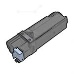 Delacamp 593-10259-C compatible Toner cyan, 2K pages, 880gr (replaces Dell KU051)