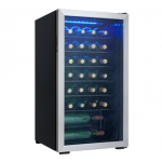 Danby DWC033KA1BDB wine cooler Freestanding Black 36 bottle(s) Compressor wine cooler A+