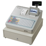 Sharp XE-A217W LCD cash register