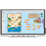 "Smart Board 7086 86"" 3840 x 2160pixels Multi-touch Multi-user White touch screen monitor"