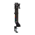 "Kensington K55512WW monitor mount / stand 32"" Clamp/Bolt-through Black"
