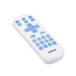 Acer MC.JQ011.005 remote control IR Wireless Universal Press buttons
