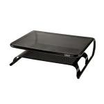 Allsop Metal Art printer cabinet/stand Black