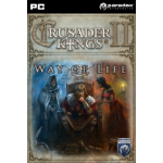 Paradox Interactive Crusader Kings II: Way of Life, PC/Mac/Linux Video Game Downloadable Content (DLC) PC/Mac/Linux English