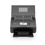 Brother ADS-2600We ADF scanner 600 x 600DPI A4 Black