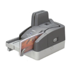 Canon imageFORMULA CR-80 Flatbed & ADF scanner 600 x 600DPI Grey,White