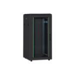 Digitus DN-19 42U-6/10-B-1 rack cabinet Freestanding rack Black