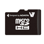 V7 32GB microSDHC Class 10 memory card