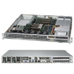 Supermicro 1028R-WMR Intel® C612 LGA 2011 (Socket R) Rack (1U) Grey