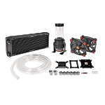 Thermaltake Pacific Gaming R240 computer liquid cooling Processor