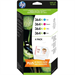 HP J3M83AE#301 (364XL) Ink cartridge multi pack, 550 pages, Pack qty 4
