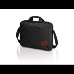 """Fujitsu Casual Entry Case 16 39.6 cm (15.6"""") Briefcase Black"""