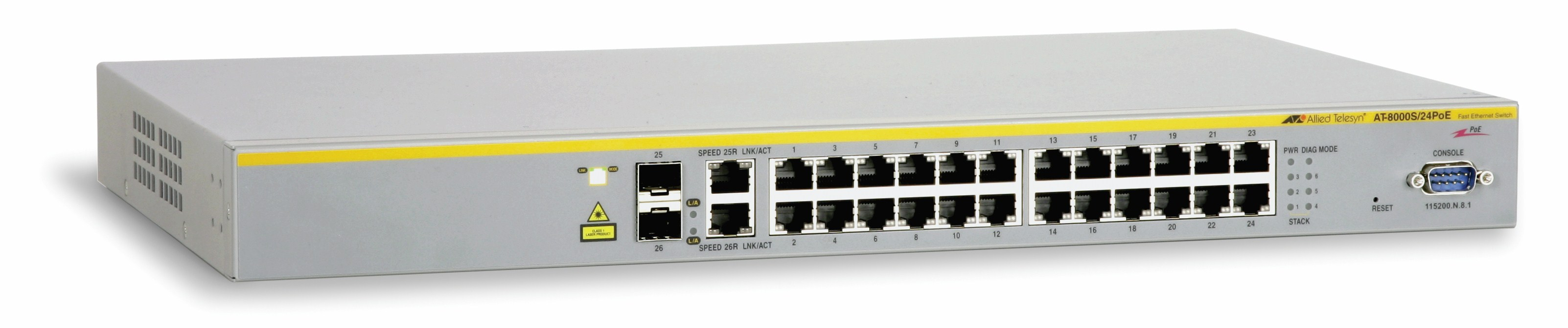 Allied Telesis AT-8000S/24PoE