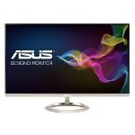 "ASUS Designo MX27UC 27"" 4K Ultra HD LED Flat Black, Gold computer monitor"