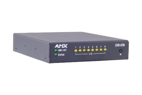 AMX EXB-I/O8 gateways/controller