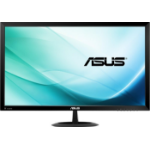 "ASUS VX278Q 27"" Full HD TN Matt Black computer monitor LED display"
