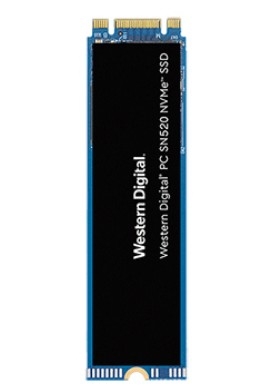 Western Digital PC SN520 NVMe 128GB M.2 PCI Express 3.0