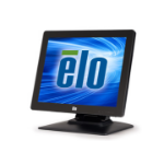 "Elo Touch Solution 1523L 15"" 1024 x 768pixels Black"