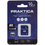 Praktica 16GB, Class 10, SDHC 16GB SDHC Class 10 memory card